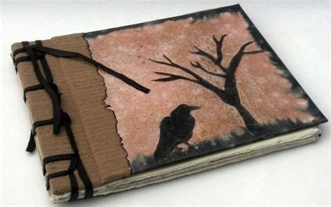 Handmade Diary Ideas - 17 best images about handmade sketch books on