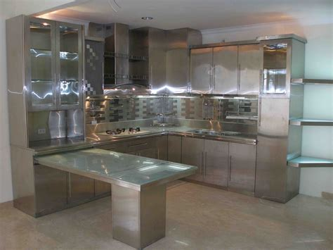 Stainless Kitchen Cabinets by Some Important Points To Before Picking The Right