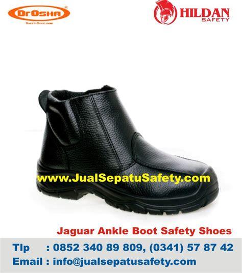 Sepatu Boots Crocodile Proyek Zipper Steel Toe Kulit 100 Boots Touring toko sepatu dr osha termurah bandung jual sepatu dr osha