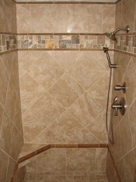 Tiled Shower Ideas For Bathrooms by Contemporary Bathroom Tile Design Ideas The Ark