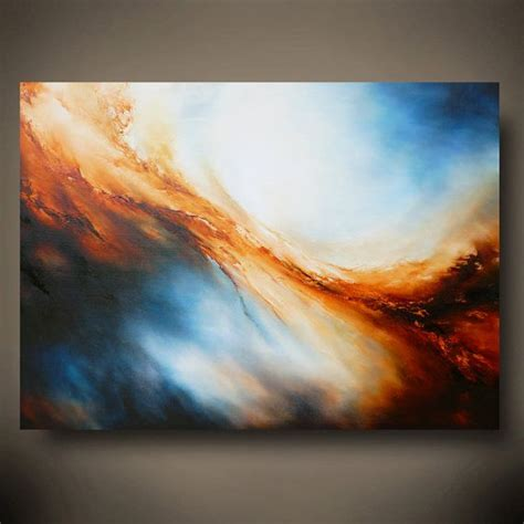 25 best ideas about abstract paintings on