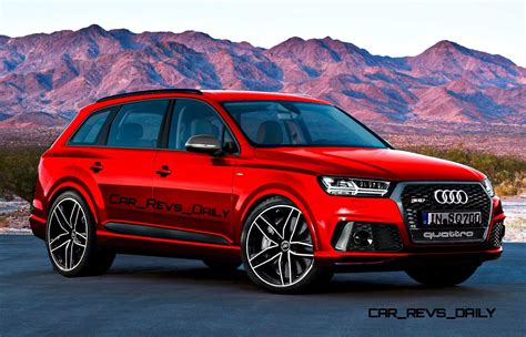 Audi Q7 Rot by Audi Q7 2016 S Line Wallpapers High Resolution 15