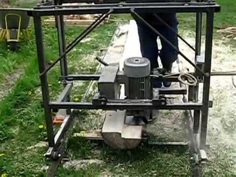 swing saw mill swing blade sawmill youtube