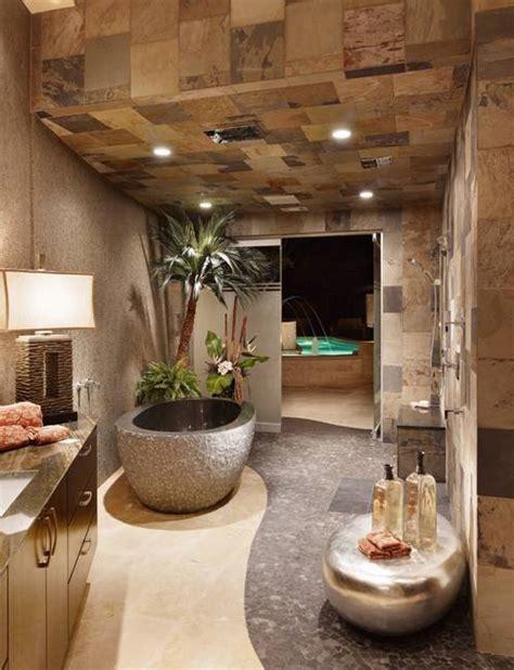 15 beautiful outdoor home spa design ideas