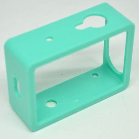 Plastic Side Frame For Xiaomi Yi tmc plastic side frame for xiaomi yi hr319