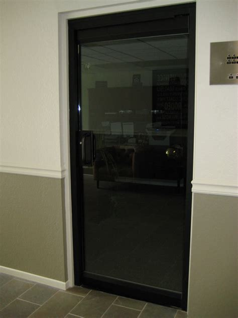 Commercial Doors Glass Storefront Windows Metal Security Commercial Glass Door Replacement