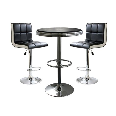 Cool Bar Tables And Stools by High Table And Stool Set Outstanding Cool Bar Stool And
