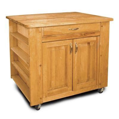 kitchen islands at home depot catskill craftsmen storage 40 in kitchen island 64024 the home depot