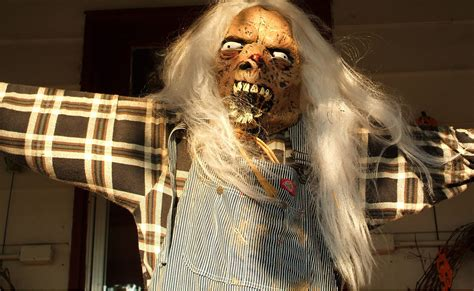 www scary scary pictures scary scarecrow