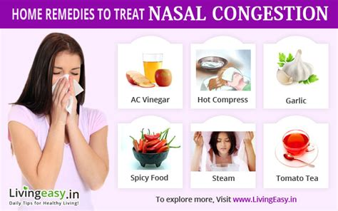 home remedies for a stuffy nose 187 health and fitness