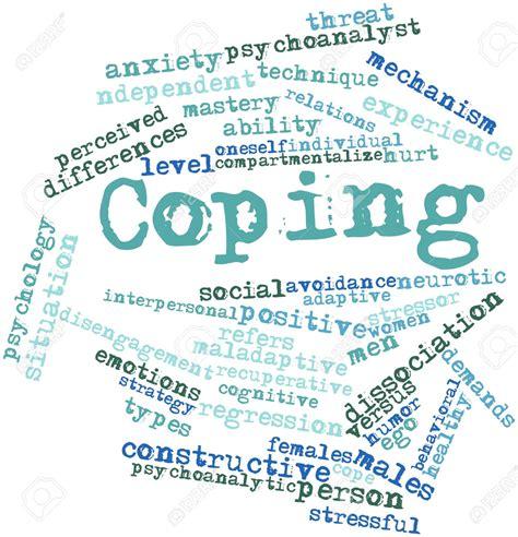 How Is Coping healthy coping mechanisms new beginnings wellesley