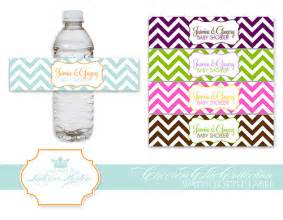 free printable water bottle labels template photo