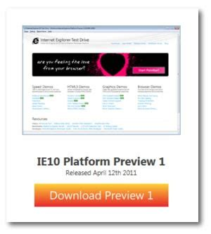 windows release preview the sixth ie10 platform preview get your hands on internet explorer 10 platform preview 1