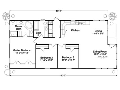 modular home floor plans california the california 4g28603e manufactured home floor plan or