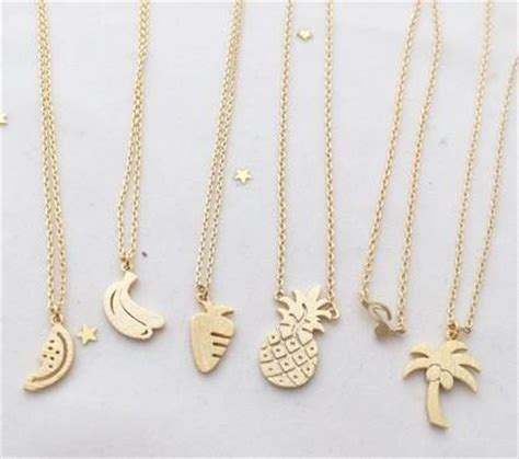 8 Pretty Necklaces For Summer by Summer Necklace 6 Styles L U V V I 9