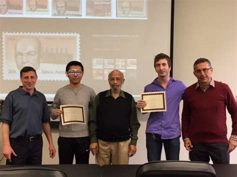 Dowling Accelerated Mba by Armstrong Memorial Research Foundation Awards Electrical