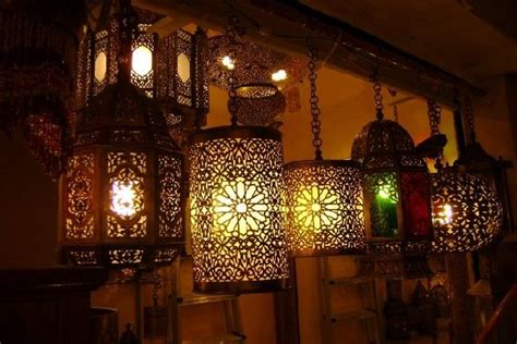 Moroccan Inspired Lighting 10 Beautiful Moroccan Interior Design Ideas