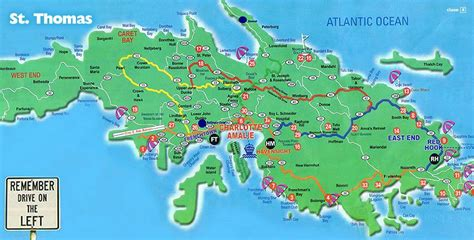 map st vi st islands i would like to visit here