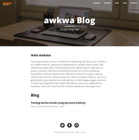 tutorial website kaskus tutorial pembautan website pake cms sendiri cekidot gan