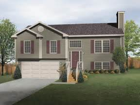 front to back split level house plans oaklawn split level home plan 058d 0069 house plans and more