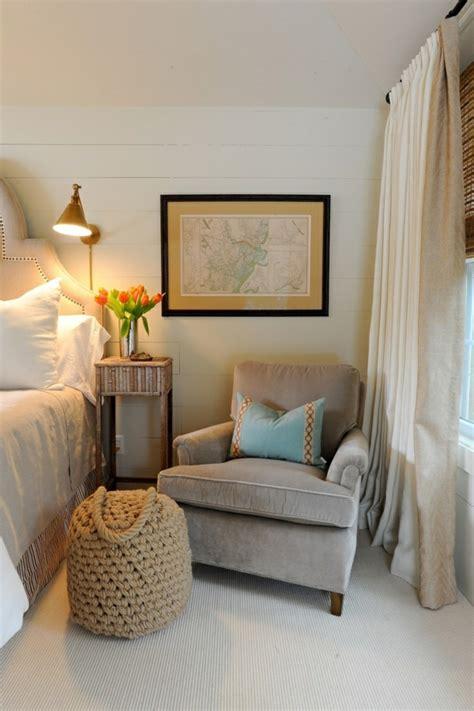 bedroom sitting areas cozy nook nice chair ideas 12 lesele f 252 r bett tolle ideen archzine net