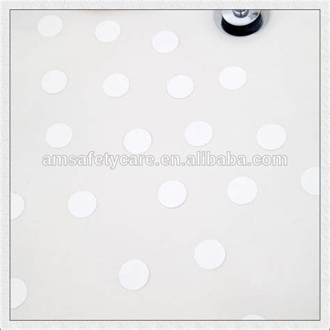 Adhesive Bathtub Stickers by Adhesive Bathtub Anti Slip Vinyl Dot Stickers For Shower