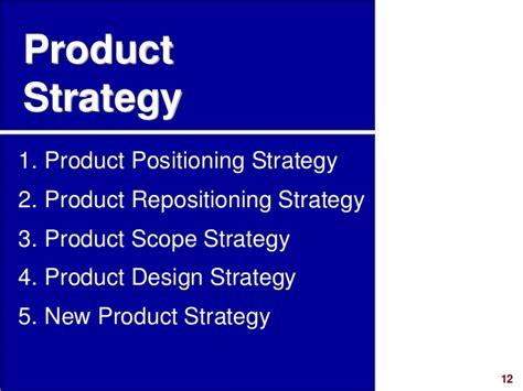 product layout strategy marketing strategy ppt slides
