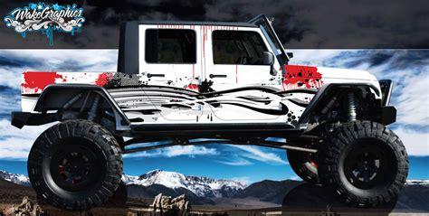 Jeep Wraps Jeep Wraps Vehicle Wrap Custom 4x4 Jeep Wraps