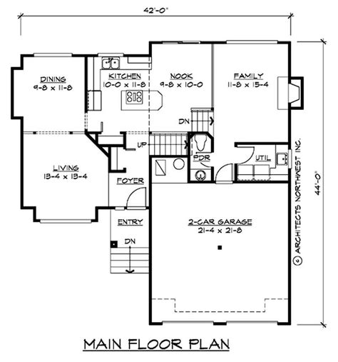 1700 square foot house plans house plan craftsman style craftsman small home with 3 bedrms 1700 sq ft plan