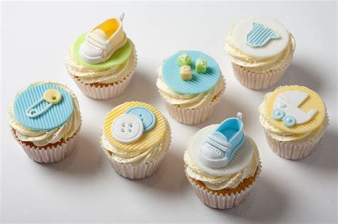 Guess The Gender Baby Shower by Guess The Gender Baby Shower Cupcakes Delectable