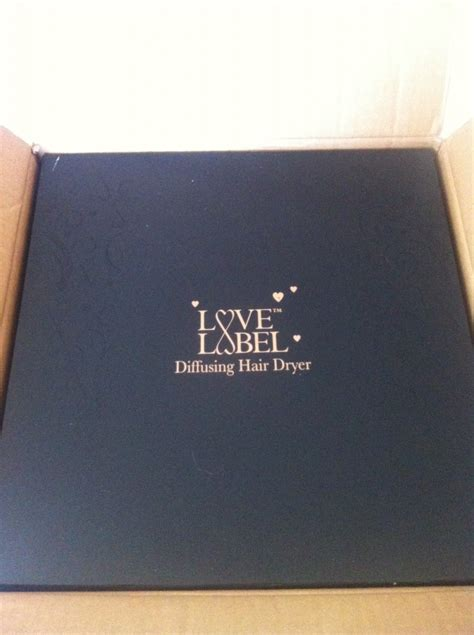 Label M Hair Dryer Diffuser label hair dryer as featured on big