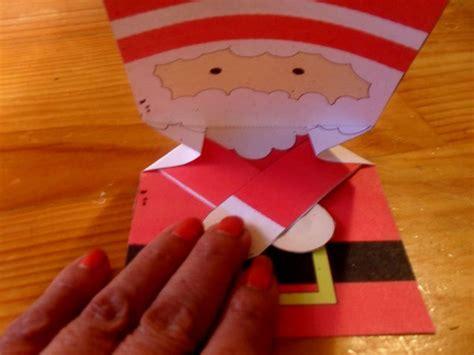 printable christmas pop up cards santa pop up card free christmas printables christmas pop