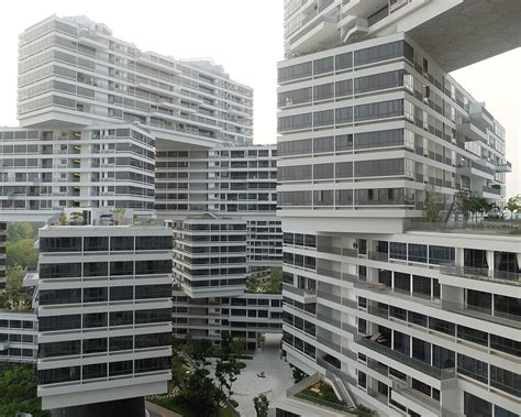 the interlace jenga like apartments for singapore the interlace wikipedia