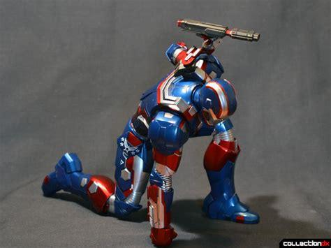 Bandai Shf Iron 3 Iron Patriot s h figuarts iron 3 iron patriot bandai lacrado loja