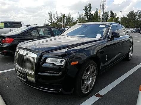 Used Rolls Royce Ghost For Sale by Used 2015 Rolls Royce Ghost Car For Sale At Auctionexport