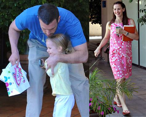 Violet Affleck Baptized by Photos Of Ben Affleck Hugging Violet Affleck In La