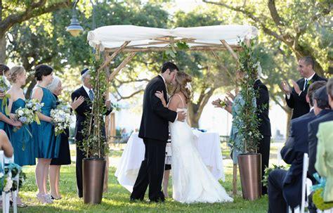 Jewish Wedding Ceremony Photography in Houston