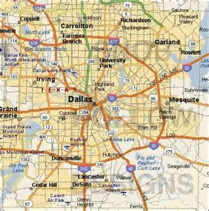 Dallas Counties Map by Dallas Map Map Holiday Travel Holidaymapq Com