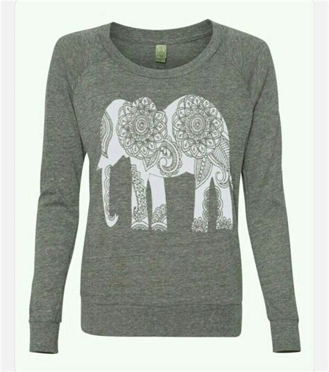Elephant Sweater elephant sweater closet