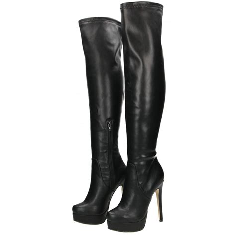 high heeled the knee boots laundry knee boots high heel stiletto
