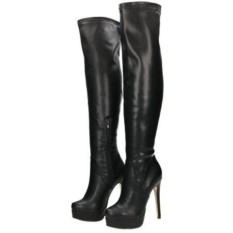 laundry knee boots high heel stiletto