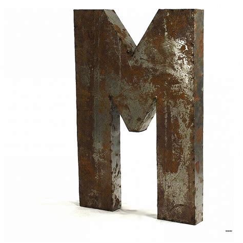 15 the best decorative metal letters wall