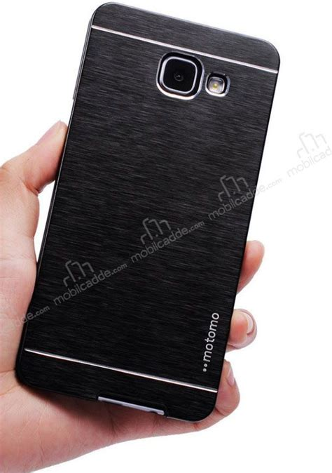 Motomo Samsung Galaxy A5 motomo samsung galaxy a5 2017 metal silver rubber