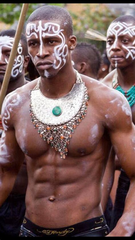 tribal copulation african men s style pinterest