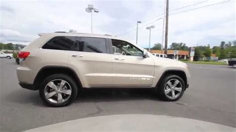 beige jeep cherokee 2014 jeep grand cherokee limited tan ec541949 mt