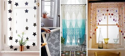 ideas para decorar con cortinas 10 ideas para decorar tus ventanas si no tienes cortinas