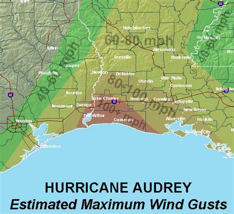 louisiana hurricane map tropical weather