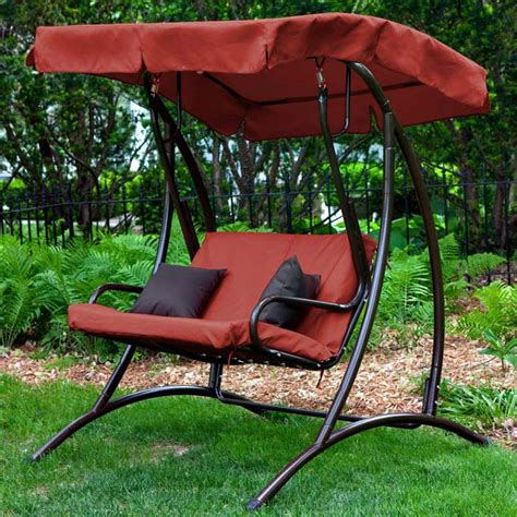 2 person swing with canopy outdoor patio canopy tents gazeboss net ideas designs