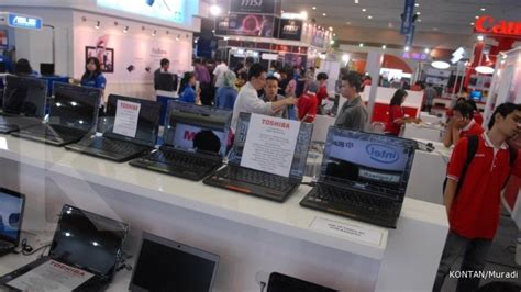 jakarta komputer digelar di mangga dua mall
