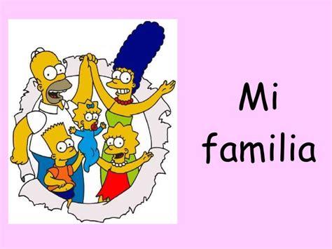imagenes de la familia simpson la familia simpson